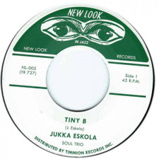 "Jukka Escola Soul Trio - Tiny B / Stick Of A Branch - 7"" Vinyl"