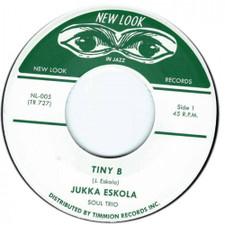 "Jukka Escola Soul Trio - Tiny B / Stick Of A Branch - 7"" Vinyl"