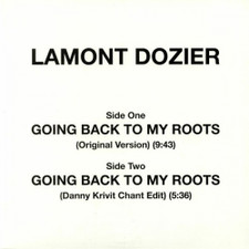 "Lamont Dozier - Going Back To My Roots (Danny Krivit Edit) - 12"" Vinyl"