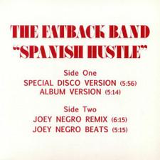 "The Fatback Band - Spanish Hustle (Joey Negro Remixes) - 12"" Vinyl"