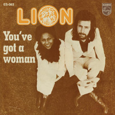 "Lion - You've Got A Woman - 7"" Colored Vinyl"