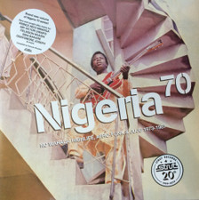 Various Artists - Nigeria 70 - No Wahala: Highlife, Afro-Funk & Juju 1973-1987 - 2x LP Vinyl