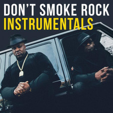 Smoke DZA x Pete Rock - Don't Smoke Rock Instrumentals - LP Vinyl