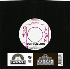 "Lee Perry & The Upsetters - Jungle Lion / Freak Out Skank - 7"" Vinyl"