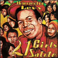 Barrington Levy - 21 Girls Salute - LP Vinyl
