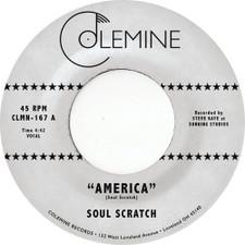 """Soul Scratch - America - 7"""" Vinyl"""