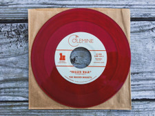 "The Rugged Nuggets - The Rugged Walk - 7"" Colored Vinyl"