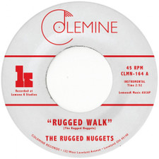 "The Rugged Nuggets - The Rugged Walk - 7"" Vinyl"