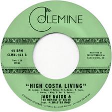 "Jake Najor & The Moment Of Truth - High Costa Living - 7"" Vinyl"