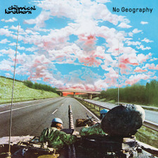 The Chemical Brothers - No Geography - 2x LP Vinyl