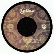 "Gitkin - Saint Claude Dash / Chica Nola - 7"" Vinyl"