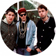 Beastie Boys - 80's Group Shot #2 - Single Slipmat