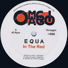 "Equa - In The Red - 12"" Vinyl"