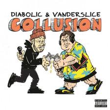 Diabolic & Vanderslice - Collusion RSD - LP Colored Vinyl