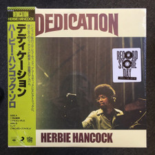 Herbie Hancock - Dedication RSD - LP Vinyl