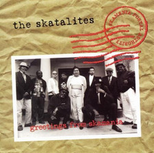 The Skatalites - Greetings From Skamania RSD - LP Colored Vinyl