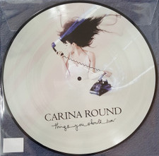 """Carina Round - Things You Should Know RSD - 12"""" Picture Disc Vinyl"""
