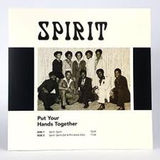 """Spirit - s/t RSD - 12"""" Vinyl"""