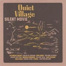 Quiet Village - Silent Movie RSD - LP Colored Vinyl