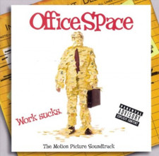 Various Artists - Office Space Soundtrack RSD - LP Colored Vinyl