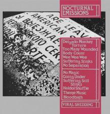 Nocturnal Emissions - Viral Shedding RSD - LP Vinyl