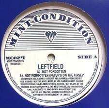 "Leftfield - Not Forgotten RSD - 12"" Vinyl"