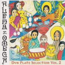 Alpha & Omega - Dubplate Selection Vol. 2 RSD - LP Vinyl