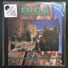 Ed O.G & Da Bulldogs - Life Of A Kid In The Ghetto RSD - LP Vinyl