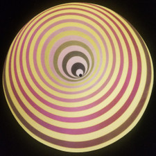 Victor Vasarely - Circle (Yellow) - Single Slipmat