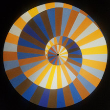 Victor Vasarely - Spiral 3 - Single Slipmat
