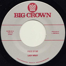 """Lady Wray - Piece Of Me / Come On In - 7"""" Vinyl"""