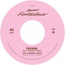 """TRKRNR feat. Trailer Limon - No Summer Days - 7"""" Vinyl"""