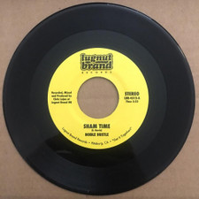 "Noble Hustle - Sham Time / Train Wreck - 7"" Vinyl"