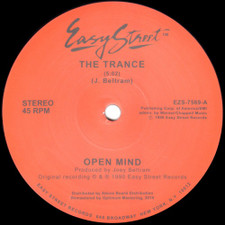 "Open Mind - The Trance - 12"" Vinyl"