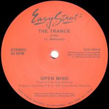 """Open Mind - The Trance - 12"""" Vinyl"""