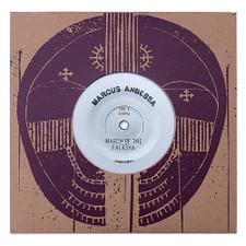 """Marcus Anbessa - March Of The Falasha - 7"""" Vinyl"""
