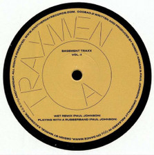 "Traxmen - Basement Traxx Vol. 2 - 12"" Vinyl"