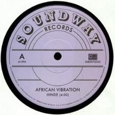 "African Vibration - Hinde - 12"" Vinyl"