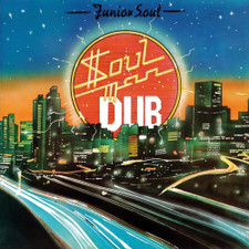 Junior Soul - Soul Man Dub - LP Vinyl