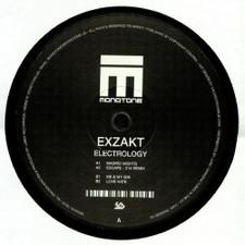 """Exzakt - Electrology - 12"""" Vinyl"""
