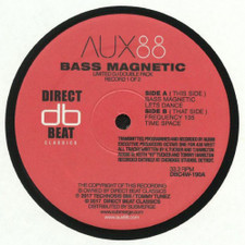 Aux88 - Bass Magnetic - 2x LP Vinyl