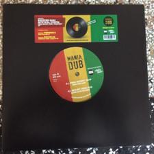 "Brother Dan / Conscious Sounds / Mystical Steppa - Inna Mount Zion - 10"" Vinyl"