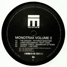 "Various Artists - Monotrax Vol. 2 - 12"" Vinyl"