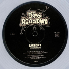 "Exzakt / The Dexorcist - The Bass Academy Vol. 3 - 12"" Clear Vinyl"