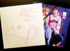 BTS - Love Yourself 承 'Her' - LP Vinyl