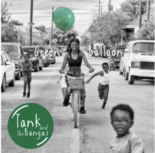 Tank and the Bangas - Green Balloon - 2x LP Colored Vinyl