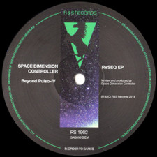"Space Dimension Controller - Reseq Ep - 12"" Vinyl"