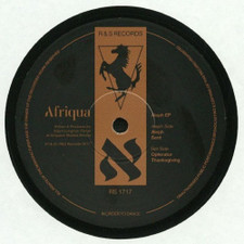 """Afriqua - Aleph Ep - 12"""" Vinyl"""