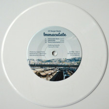 """Ol' Burger Beats - Immaculate Remix - 7"""" Colored Vinyl"""