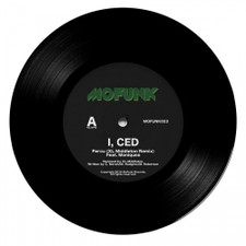 """I, Ced - Percu - 7"""" Vinyl"""